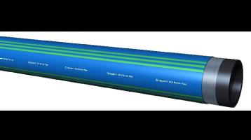 SLA Barrier Pipe : la nouvelle canalisation pour lutter contre la pollution de l'eau potable