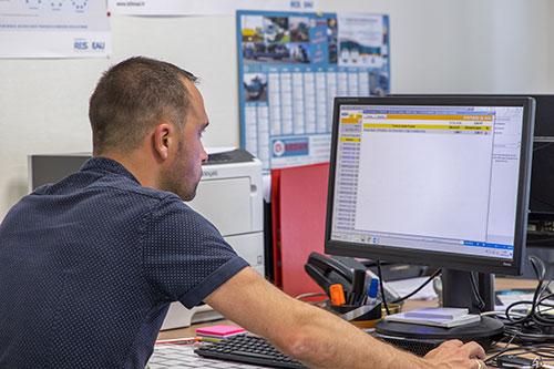 Service commercial Billmat - étude - conseil - assistance -Spécialiste réseaux aep