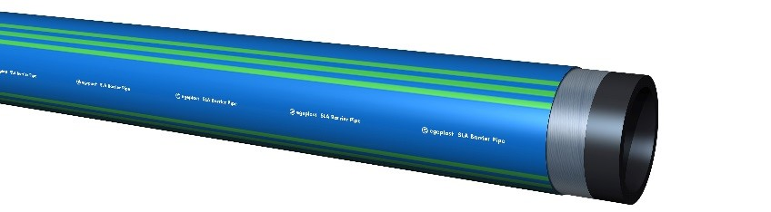 Canalisation SLA Barrier Pipe - egeplast