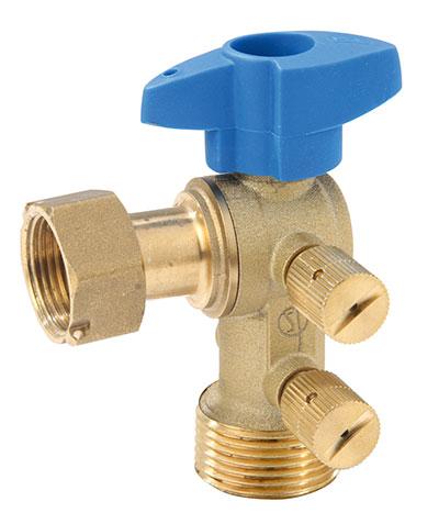 robinet après compteur avec purge intégré SAINTE LIZAIGNE 512C